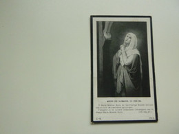 Doodsprentje ( 3984 )  Gillis  /  Van Landeghem     -   Calloo    1923 - Obituary Notices