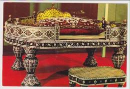 TURKEY - AK 386578 Istanbul - Topkapi Museum - Throne, Gift From Nadir Shah To Mamut I - Turkey