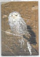 CARTE POSTALE MODERNE PUZZLE OISEAU HIBOU - Birds