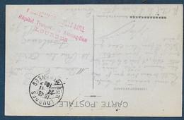 Hautes Pyrénées  - Hopital Temporaire Assomption  LOURDES - WW I