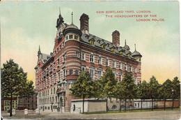 LONDON New Scotland Yard - Autres