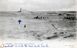 ORAN LE KREIDER Poste Optique Et Camp Baraqué - Oran
