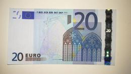 EURO-FRANCE 20 EURO (U) L063 Sign Trichet - 20 Euro