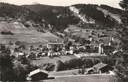 N° 8900 R -cpsm Grand Bornand -vue Générale- - Other Municipalities