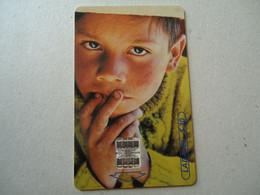 MEXICO  USED CARDS UNICEF - México