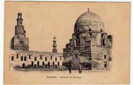 LE CAIRE - Mosquèe De Touloun - IL CAIRO - MOSCHEA - Primi '900 - Vedi Retro - Formato Piccolo - Cairo