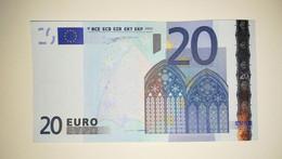 Euro 20€  Germany (X) Duisenberg P 008 FDS - UNC - 20 Euro
