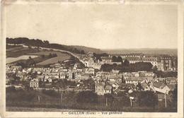 CPA Gaillon Vue Générale - Otros Municipios