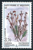 ST-PIERRE ET MIQUELON 1996 - Yv. 626 **   Faciale= 0,56 EUR - Mousses Et Lichens  ..Réf.SPM12103 - Unused Stamps