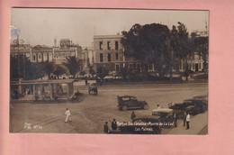 OLD  PHOTO POSTCARD -   SPAIN - PUERTO DE LA LUZ - LAS PALMAS - AUTO - Gran Canaria