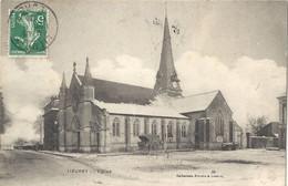 CPA Lieurey L'église - Other Municipalities