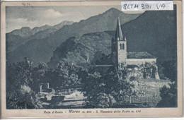 St .VINCENT - MORON - Zonder Classificatie
