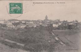 HAUTE GARONNE- - Montastruc-la-Conseillère