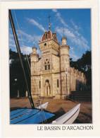 ARCACHON:  La Chapelle De La Villa Algérienne - Arcachon