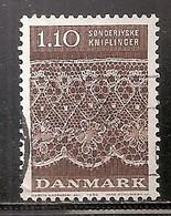 DANEMARK   N°    716   OBLITERE - Usati