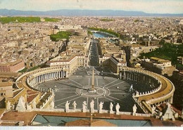 Italy & Marcofilia,  Roma, Piazza S. Pietro, Lisboa 1977 (356) - San Pietro