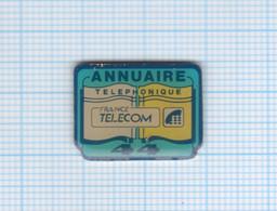Pin's France Télécom Annuaire Téléphonique 44 – Loire Atlantique - France Telecom