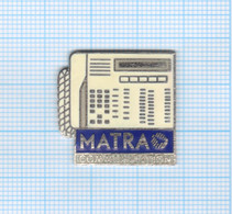 Pin's Téléphonie Matra Communication - France Telecom