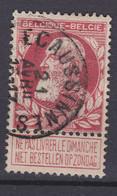 N° 74 ECAUSSINES - 1905 Grosse Barbe
