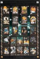Faroe Islands 2001 Nordic World Of Legends - In Folder   Mi  Bloc 11 MNH(**) - Faeroër