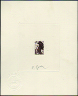 FRANCE  EPREUVES N°2178 0,05 Liberté épreuve D'artiste En Brun Foncé. - 1982-90 Vrijheid Van Gandon