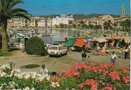 SANARY SUR MER - Le Port - Voiture - Sanary-sur-Mer