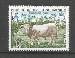 Timbre Colonie Française Nlle Hébrides Neuf ** N 409 - Ongebruikt