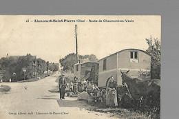 60 LIANCOURT, Tziganes - Liancourt