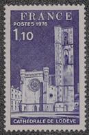 France - Yvert N°1902 Neuf * - Ongebruikt