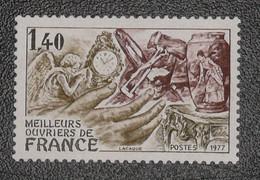 France - Yvert N°1952 Neuf * - Ongebruikt