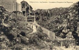 66)  VINCA    -  Les Carrières - Concasseur  Et  Chargement Des Wagonnets - Other Municipalities