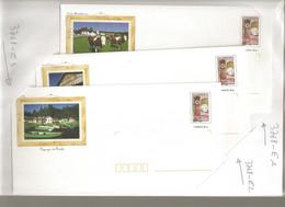 France, Prêt à Poster, 3768, Lot 5 PAP, Neuf **, TTB, Doubs, Paysages - PAP : Altri (1995-...)