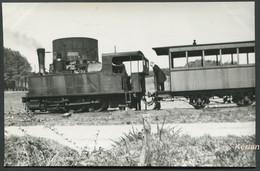 19 Corrèze - Cliché Pérève - Train Spécial F.AC.S. - Juin 1959 T.C. (Tramway De Corrèze) - Voir 2 Scans - Trains