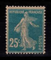 YV 140r N** Papier GC , Semeuse Cote 15+ Euros - Neufs