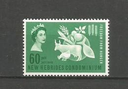 Timbre Colonie Française Nlle Hébrides Neuf ** N 198 - Ongebruikt