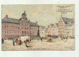 Antwerpen -  Hôtel De Ville - Cassiers  - Verzonden - Antwerpen