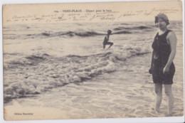 Paris Plage 124 Départ Pour Le Bain Écrite Le 12 Septembre 1916 - Berck