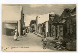 12/ CPA TLEMCEN  24 Rue Kaldoun  H. Séréhen - Tlemcen