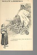 Superbe Carte Esperanto-militarismo Illustrée Par Ludovic RODO-PISSARRO - Esperanto