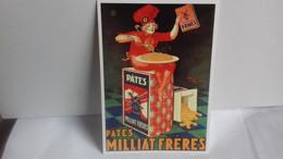 PUB. MILLIAT FRERES Pâtes.(S46-20) - Publicité