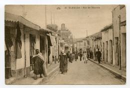 12/ CPA TLEMCEN  48 Rue De Mascara - Tlemcen