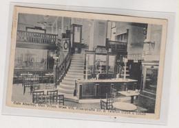 AUSTRIA WIEN CAFE ALSERHOF   Nice Postcard - Other