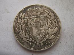 Liechtenstein-1904-1 Kr - Liechtenstein