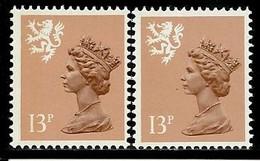 GRANDE BRETAGNE -Année 1986 -Y&T  N° 1246 Et 1246a ** Neuf TTB - Nuovi