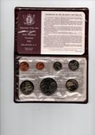 NIEUW ZEELAND BU COINSET 1981 - New Zealand