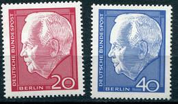 Berlino - 1964 - Mi. 234/235 ** - Nuevos