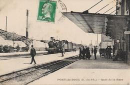 L30D_394 - Port-de-Bouc - Quai De La Gare - Sonstige Gemeinden