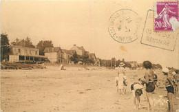 ILE D'OLERON -  Plage De Saint Trojan, Vers L'hôtel Restaurant Du Chalet. - Ile D'Oléron