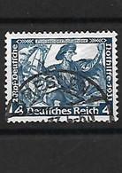 1047 -ALLEMAGNE-III REICH Série Wagner YT 471 Oblitéré - Gebraucht