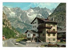 COURMAYEUR - Hotel Chetif Auto Car - Valle D'aosta Aosta - Sin Clasificación